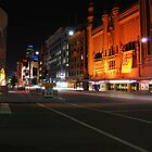 melbourne on a weeknight by Gowri Gilbertson
