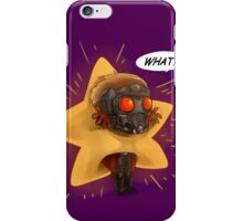 Have a very StarLord Christmas! iPhone Case/Skin