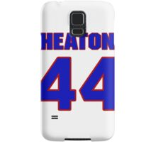 National baseball player Neal Heaton jersey 44 Samsung Galaxy Case/Skin