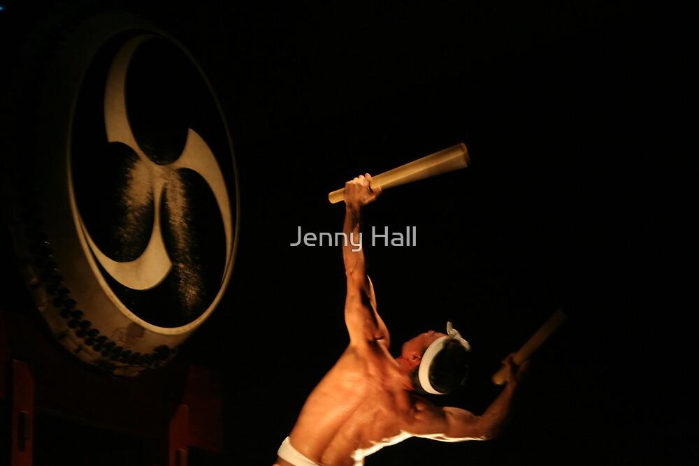 Odaiko by Jenny Hall