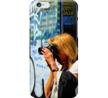 This Young Moment - Tag Line iPhone Case/Skin
