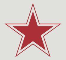 cccp star russian  by Prezioso