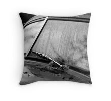 Red's Windshield Throw Pillow