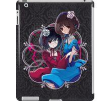 Mei & Fujioka (Classic edit) iPad Case/Skin
