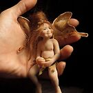 little fairy on my hand by Suryani Shinta