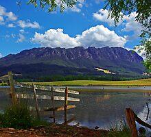 Mount Roland by Rhana Griffin