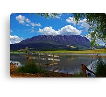 Mount Roland Canvas Print