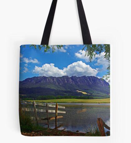 Mount Roland Tote Bag