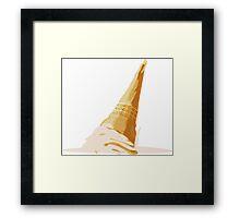 icecream Framed Print