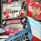 Steve Yzerman- Detroit Redwings by Christopher Ripley