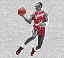Michael Jordan by MuralDecal