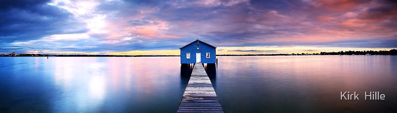Matilda Bay, Perth by Kirk  Hille
