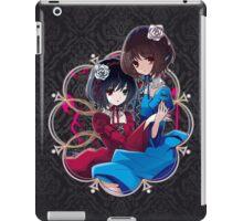 Mei & Fujioka (Green Eye edit.) iPad Case/Skin