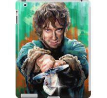 Bilbo The Hobbit iPad Case/Skin