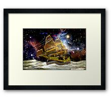 The Last Battle is Over - Heading Home, all products Framed Print