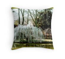 DON'T WEEP FOR ME Throw Pillow