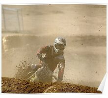 Loretta Lynn's SW Area Qualifier; Rider #130 Competitive Edge MX Hesperia, CA, (167 Views af of May 9, 2011) Poster