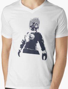 devoto man Mens V-Neck T-Shirt