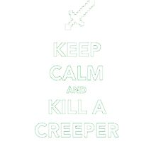 Minecraft - Kill a Creeper by JohannPC