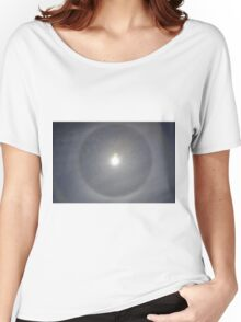 Sun Halo Women's Relaxed Fit T-Shirt