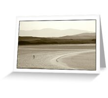 Walkers Strand Greeting Card