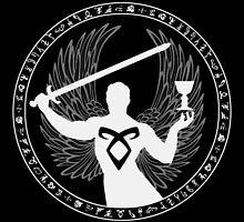 Raziel & The Mortal Instruments (The Shadowhunter's Seal) by riotinlights