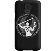 Raziel & The Mortal Instruments (The Shadowhunter's Seal) Samsung Galaxy Case/Skin