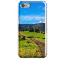 The road less travelled iPhone Case/Skin
