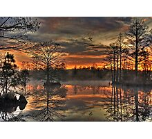 Poyners Creek Photographic Print