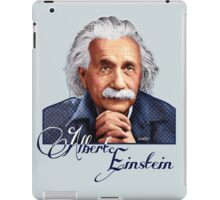 Albert Einstein - Theoretical Physicist iPad Case/Skin