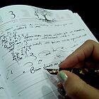 Writting by Laura Jane Coelho