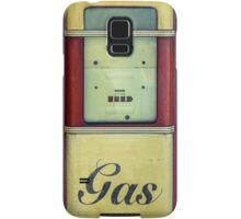 Classic Gas Pump Samsung Galaxy Case/Skin