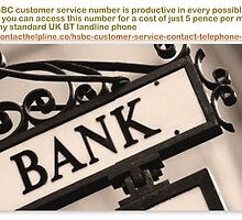 HSBC Contact Us Regarding All Queries About Your Account Immediately by rogermorgans