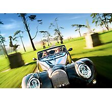 Morgan Aero8 Photographic Print
