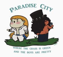 Chibi Guns'n'roses: Paradise city Kids Clothes