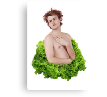 Mac Demarco - Naked Salad Dressing Canvas Print