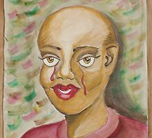Self Portrait 2 by valenciasmiles
