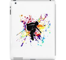 skateboarding i-pad cover iPad Case/Skin
