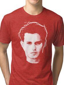 johnny depp t-shirt Tri-blend T-Shirt