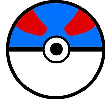 Pokémon I'm A Trainer Great Ball Version by GRENADEDRAGON