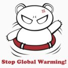 Stop Global Warming! by frozenfa