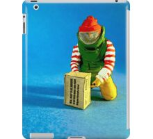 MRE- Meals Ready to Eat. A truly strange concept for Ronnie! iPad Case/Skin