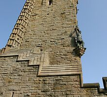 Wallace Monument by John Messingham