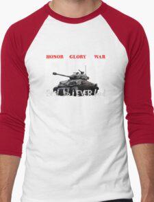 Best job i Ever had Men's Baseball ¾ T-Shirt