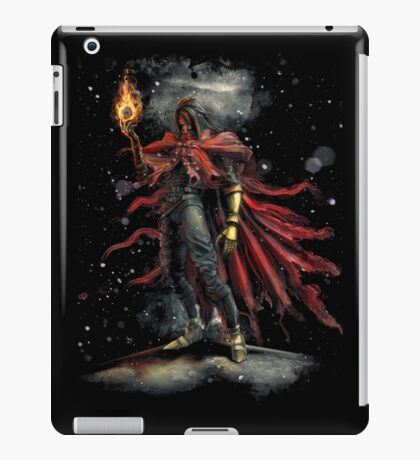 Epic Vincent Valentine Portrait iPad Case/Skin