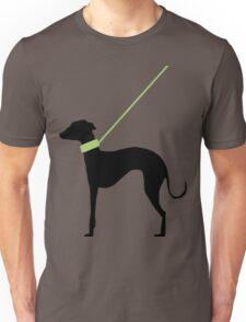 Italian Greyhound Silhouette Unisex T-Shirt