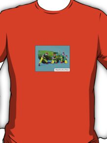 Shoot out at the Drive thru' by Tim Constable T-Shirt