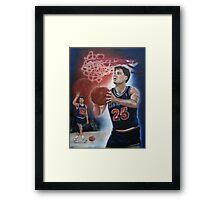 Mark Price Framed Print