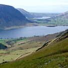 Crummock Water by Gordon Hewstone