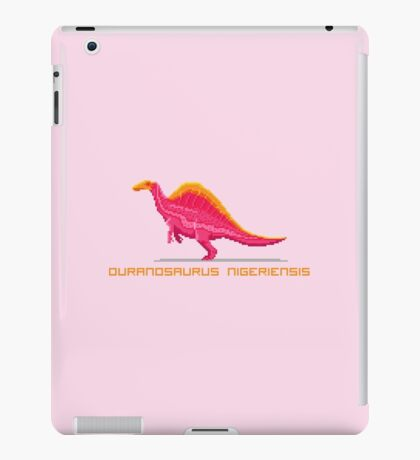 Pixel Ouranosaurus iPad Case/Skin